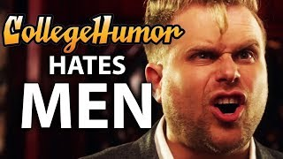 CollegeHumor Attacks Alpha Males & Masculinity