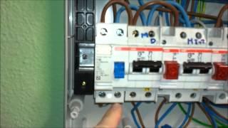 Electricista. Cómo Funciona El Interruptor Diferencial Si