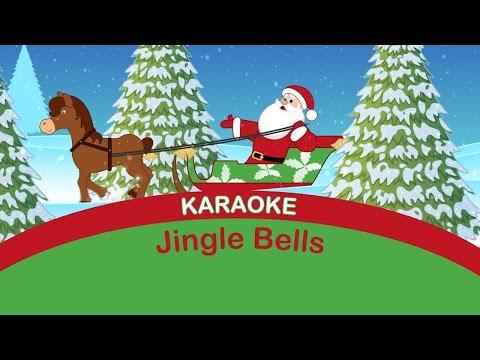 JINGLE BELLS Karaoke - Nhạc Thiếu Nhi Hay, Học Tiếng Anh Qua Bài Hát