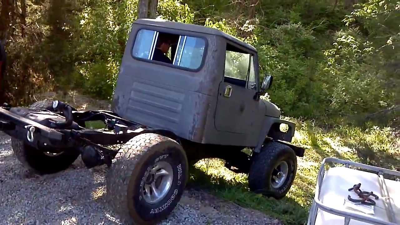 Jeep Cj10a Military Aircraft Tug V3 Youtube