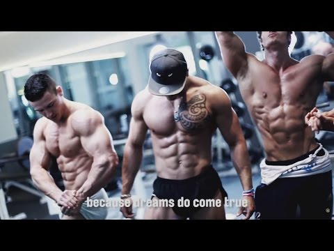 Kai Greene PATH OF THE PREDATOR -Chapter V- GET MOTIVATED w/ Team ShapeYOU Jeff Seid & Alon Gabbay