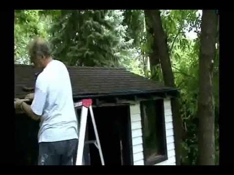 Roof Coating Sealer Leak Repair Quot Roof It Quot Youtube