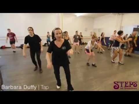 Barbara Duffy | Tap | Steps on Broadway