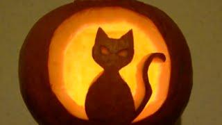 Aprende a tallar una calabaza para Halloween