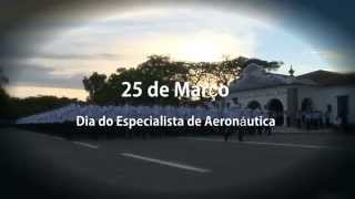 No dia 25 de março é comemorado o Dia do Especialista de Aeronáutica. Esses militares da Força Aérea Brasileira são formados em mais de 25 especialidades, como Controle do Tráfego Aéreo, Equipamento de voo e Mecânica de aeronaves, e representam mais de 30% do efetivo da FAB.