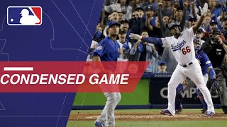 Condensed Game: NLCS Gm1 10/14/17