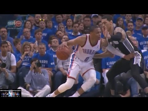 Russell Westbrook Offense Highlights 2013/2014 Part 2