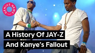 "From ""Big Brother"" to ""Kill Jay Z"" - A Timeline Of Jay And Kanye's Fallout 
