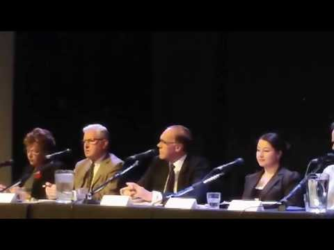 Employment & Job Creation - 2014 Peterborough Mayoral Business Debate