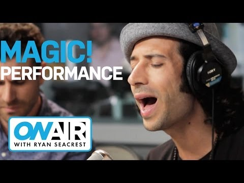 "MAGIC! - ""Rude"" Acoustic I Performance I On Air with Ryan Seacrest"