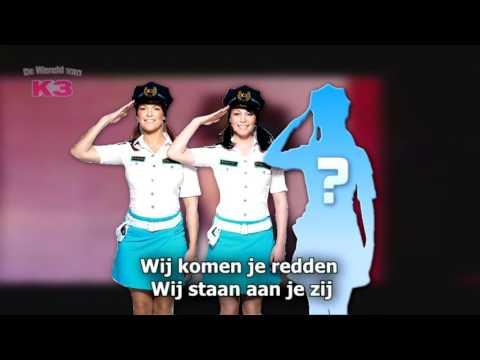 De Politie Karaoke -Zing met Karen en Kristel~ De Wereld van K3