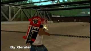 Loquendo CJ Compra Videojuegos (GTA San Andreas)