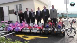 Belediyeden Çocukların Trafik Eğitimine Büyük Katkı