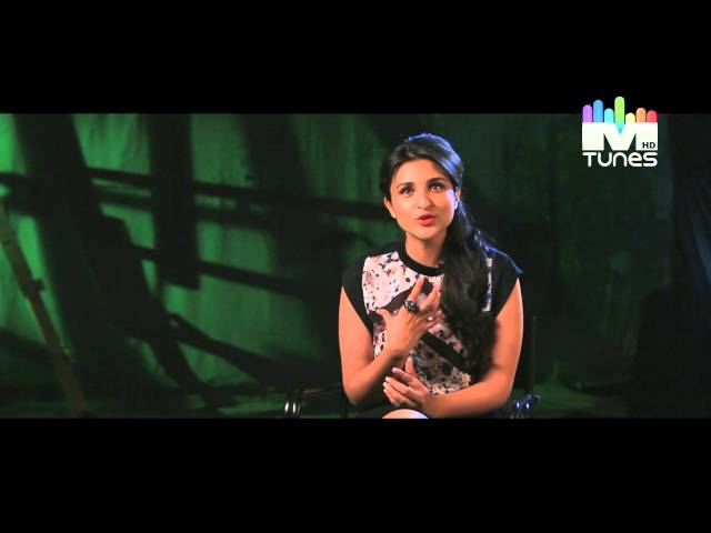 Parineeti Chopra talks about her favorite Song Exclusive only on MTunes HD