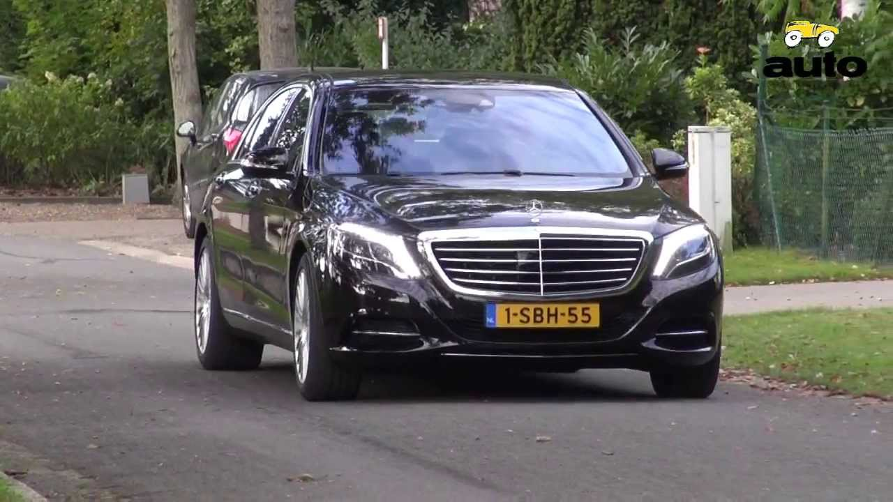 Mercedes s400 hybrid test 2013 youtube for 2013 mercedes benz s400 hybrid