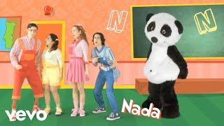 Panda E Os Caricas O Alfabeto Divertido