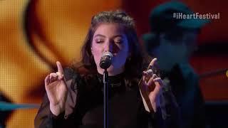 Lorde - iHeartRadio Music Festival 2017
