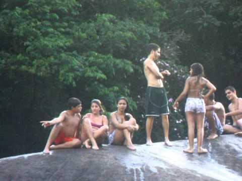 Domingão De SOL , Galera de Guaratuba No Rio em Garuva ..... so Lazer ....