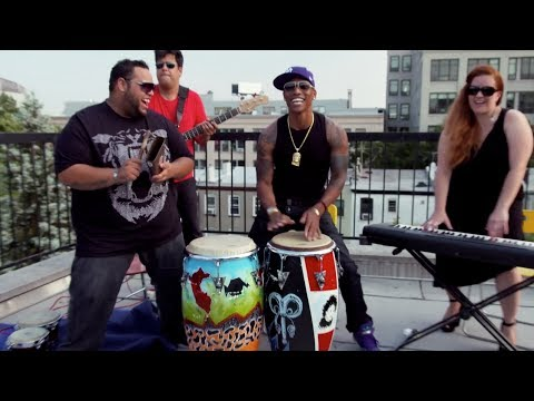 The Pedrito Martinez Group - Conciencia online metal music video by PEDRITO MARTINEZ