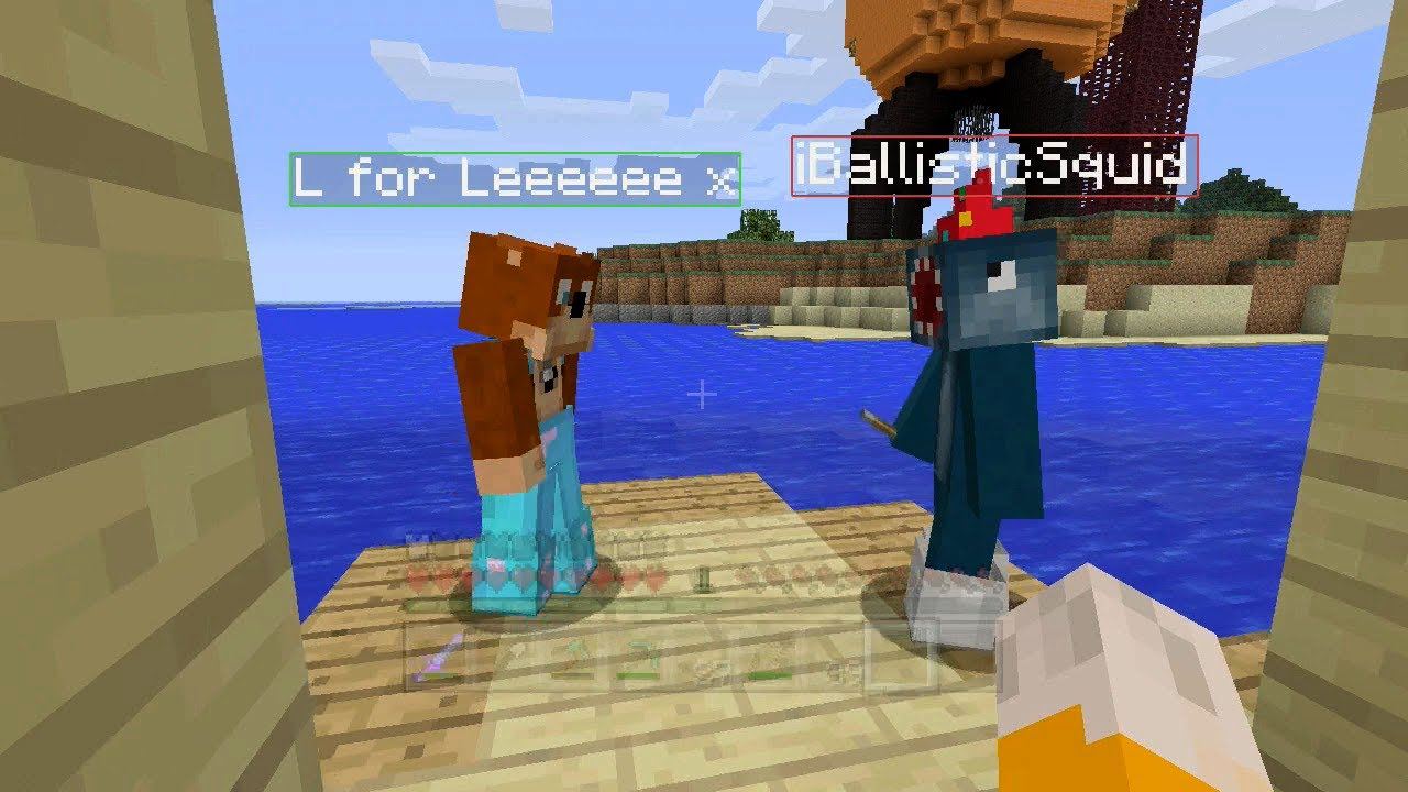 Minecraft Xbox ... L For Lee Minecraft Stampy