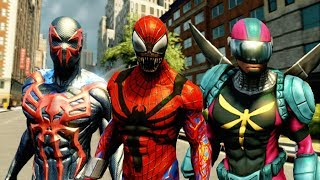 The Amazing Spider Man 2 How To Unlock All Suits