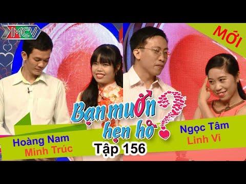BẠN MUỐN HẸN HÒ - Tập 156 | Hoàng Nam - Minh Trúc | Ngọc Tâm - Linh Vi | 04/04/2016