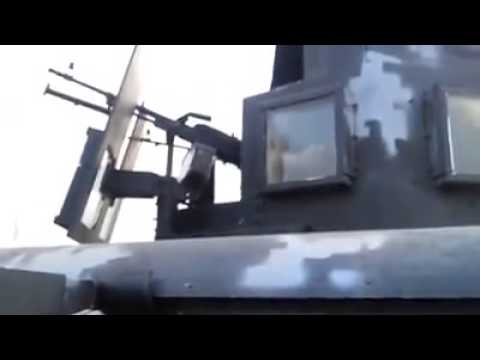 Iraq Army vs DAESH in IRAQ Recent War Video 2014