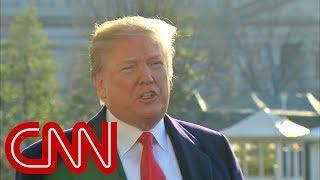 Trump tells media why he fired Rex Tillerson