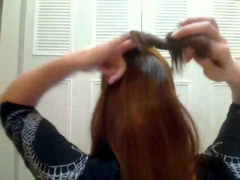 Cách làm tóc đơn giản