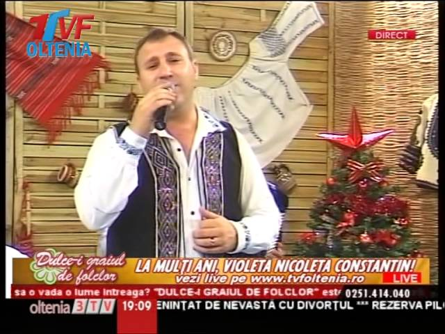 CORNEL COJOCARU - Live - Muzica populara si de petrecere noua 2014
