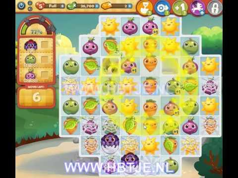 Farm Heroes Saga level 489