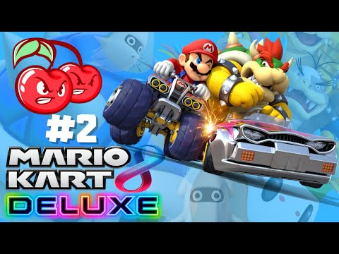 BUTTHOLE CLENCHING RACES | Super Mario Kart 8 Deluxe - Episode 2