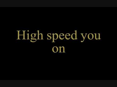 High Speed-Coldplay [Lyrics]