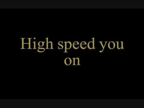 High Speed-Coldplay [Lyrics]