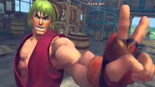 GamePlay Street Fighter 4 Jogo Completo (PC)