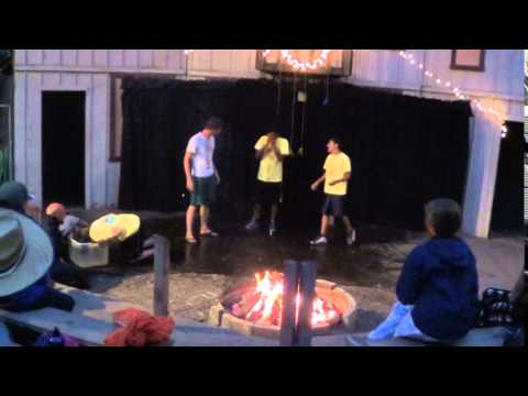 Improv Games called Scene and Water Bucket