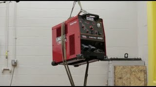 Flextec™ 650 Multi-Process Welder