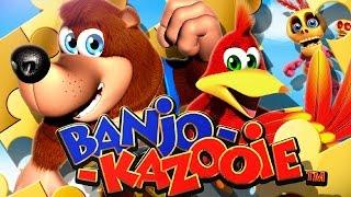 Banjo Kazooie (dunkview)