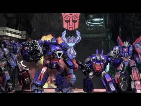 Transformers: War For Cybertron новый трейлер