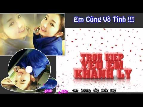 Em Cũng Vô Tình _HD _ karaoke