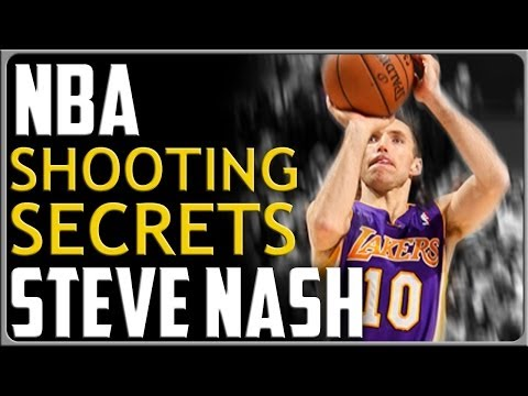 Steve Nash: NBA Shooting Secrets