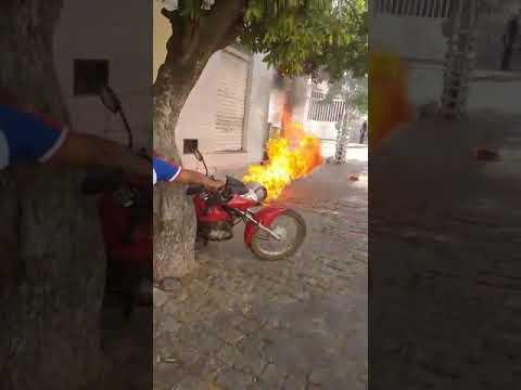 Brumado: Incêndio destrói restaurante do centro
