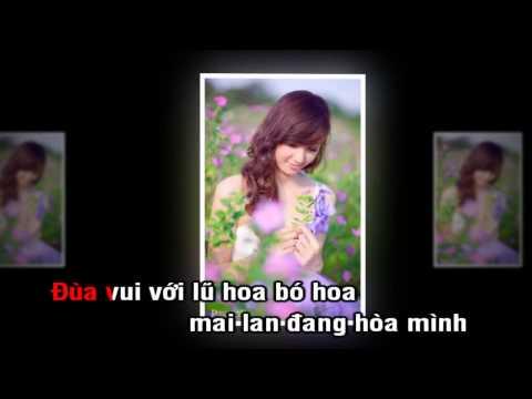 Karaoke Online Con Bướm Xuân Remix HD full beat