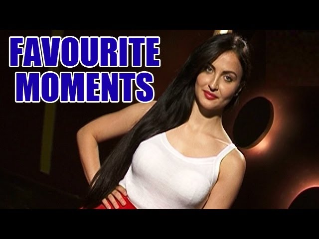 Bigg Boss - Elli Avram reveales her FAVOURITE MOMENTS