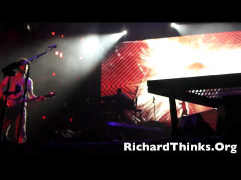 [HD] VICTIMIZED/QWERTY - Linkin Park - 8/10/12 - Jiffy Lube Live - RichardThinks.Org