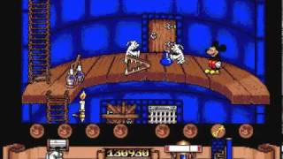Amiga Longplay [653] Mickey Mouse: The Computer Game