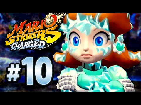 Hình ảnh trong video Mario Strikers Charged - Cold-Hearted
