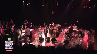 Jason Moran - Fats Waller Dance Party - 2013 Concert