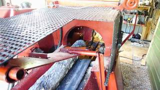 Automatisk Vedprocessor Automatic Firewood Processor