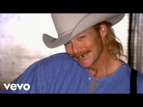 Смотреть клип Alan Jackson - I Don't Even Know Your Name